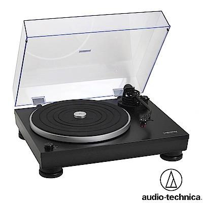 鐵三角AT-LP5永恆經典設計款立體聲黑膠唱盤
