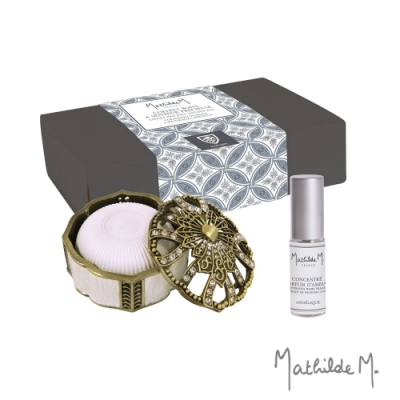 Mathilde M. 法國瑪恩.香石珠寶禮盒(限量) -天使之歌