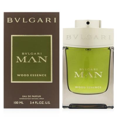 BVLGARI 寶格麗 Wood Essence 城市森林男性淡香精 100ml