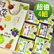醋桶子-美好果醋6入禮盒組-超值4組 product thumbnail 1