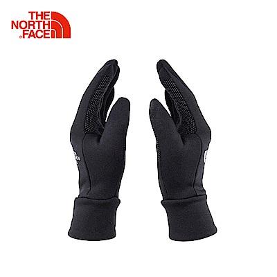 The North Face北面女款黑色保暖可觸屏戶外運動手套 | 3KPPJK3