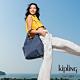 Kipling 質感都市藍灰色肩背側背包-URBANA product thumbnail 1
