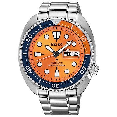 SEIKO精工 Prospex 200米潛水愛海洋小丑魚限定機械套錶(SRPC95J1)