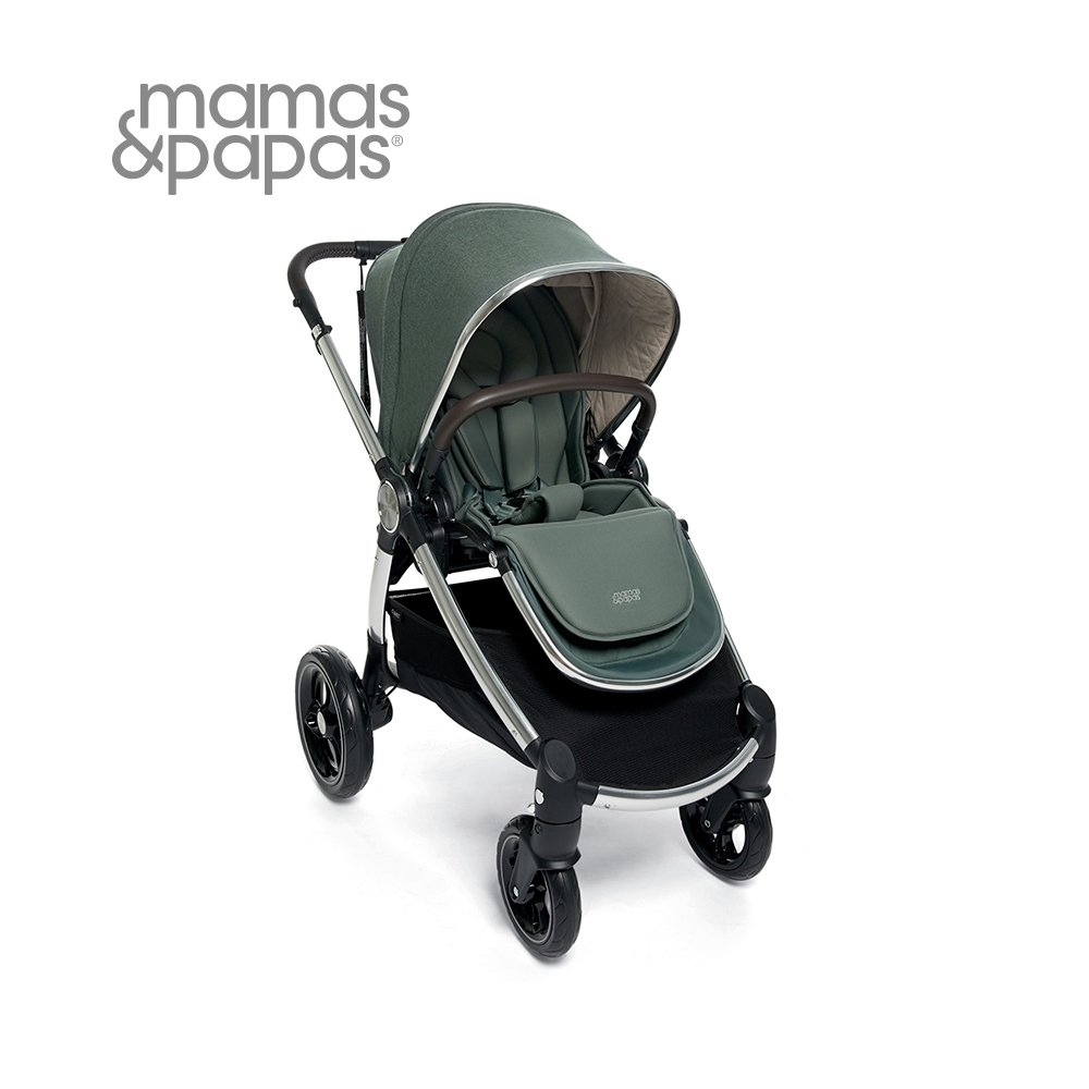 Mamas&Papas Ocarro 雙向手推車-水墨綠
