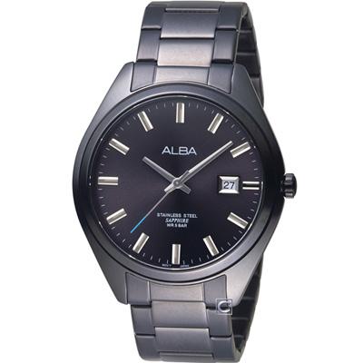 ALBA 漫步都會時尚腕錶(AS9F81X1)42mm