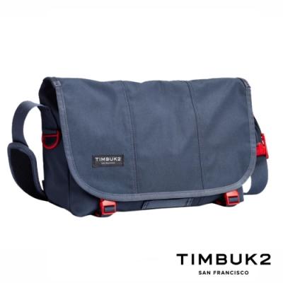 Timbuk2 Flight Classic 13 吋輕量經典郵差包 - 灰藍色