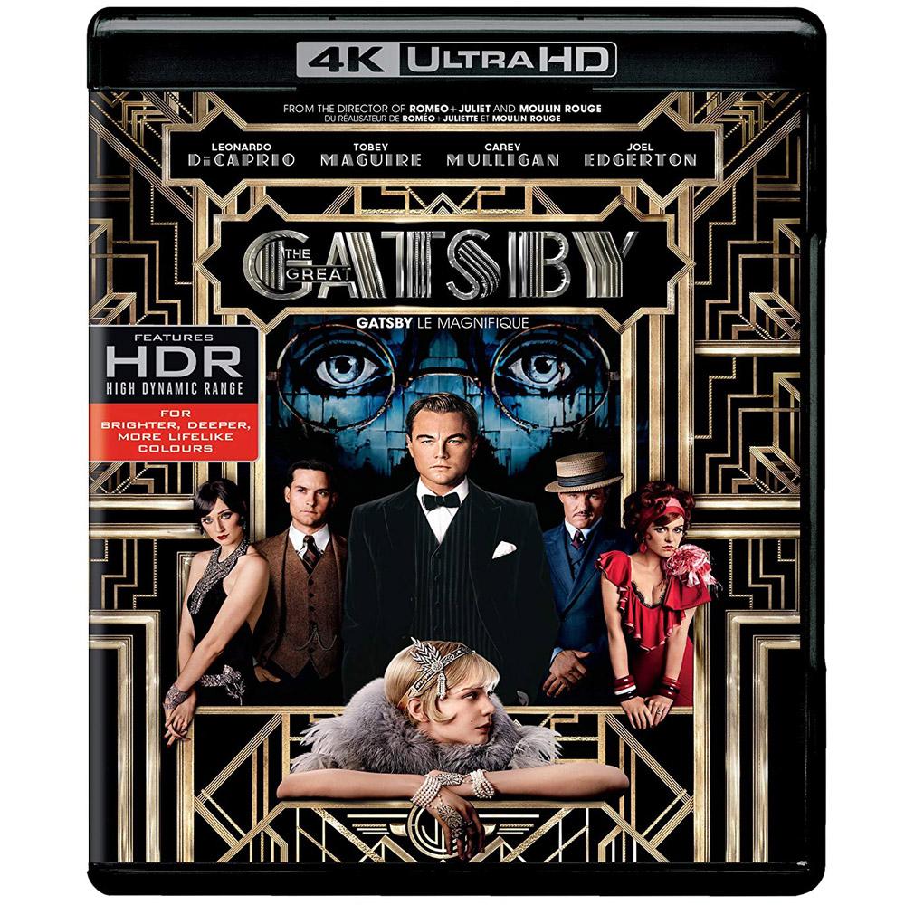 大亨小傳 4K UHD + BD  雙碟版