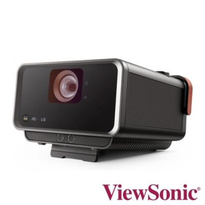 ViewSonic X10-4K 4KUHD LED 無線智慧投影機(2400流明)