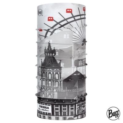 【西班牙BUFF】經典頭巾 Plus-城市系列-維也納