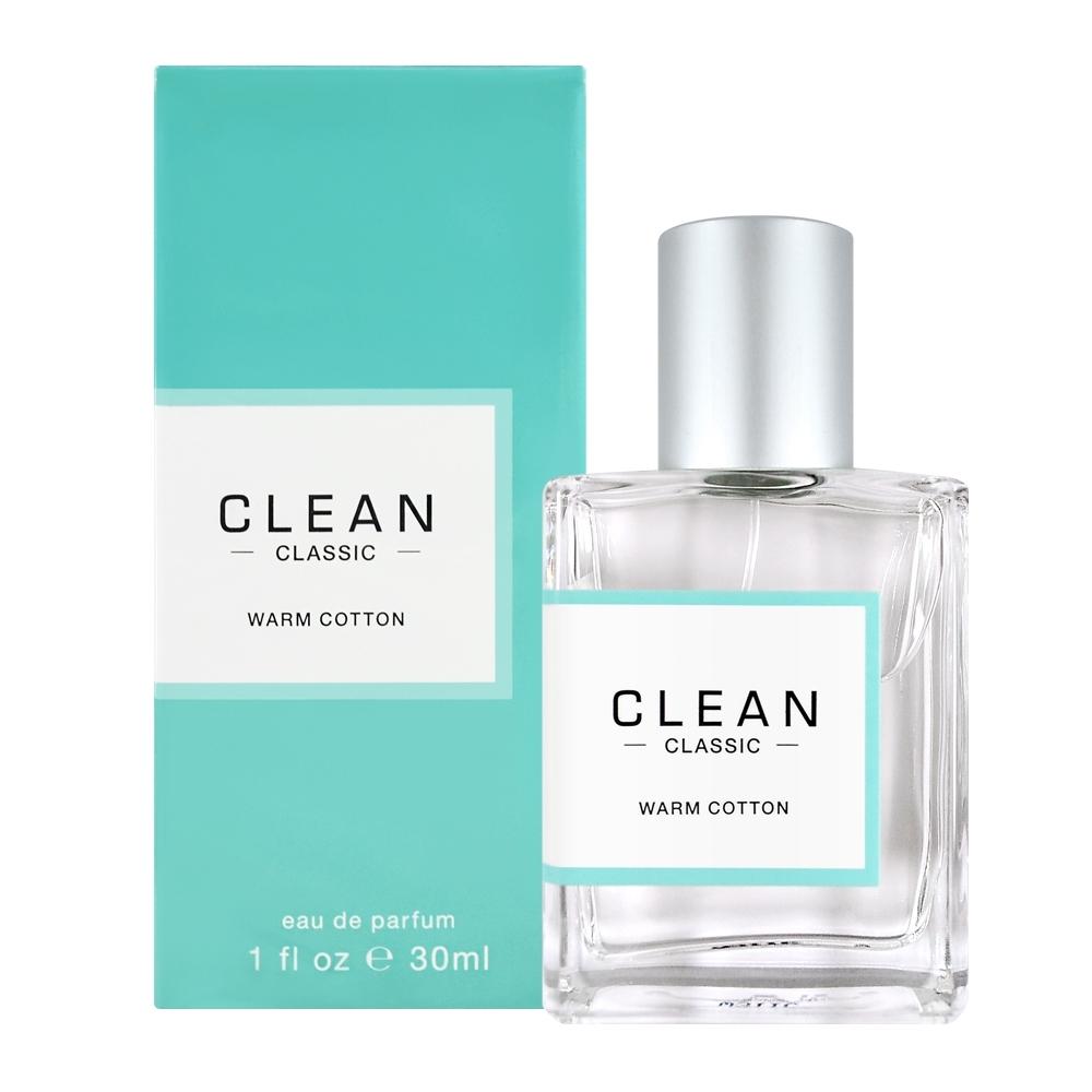 CLEAN 溫暖棉花(暖棉)女性淡香精 香水 30ml Warm Cotton EDP
