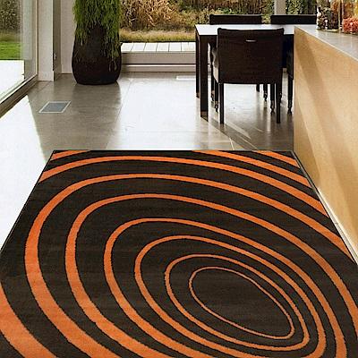 Ambience 比利時Shiraz 時尚地毯-漩渦 160x230cm