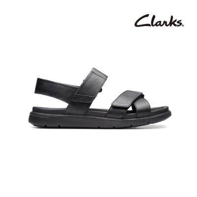Clarks   樂遊夏日  UnWilmore Band   男涼拖鞋  黑色   CLM48661SS20