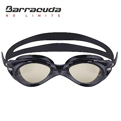 巴洛酷達 成人抗UV防霧泳鏡 Barracuda TITANIUM #16435