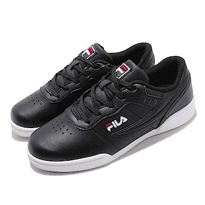 Fila 休閒鞋 4J327T010 低筒 運動 男女鞋