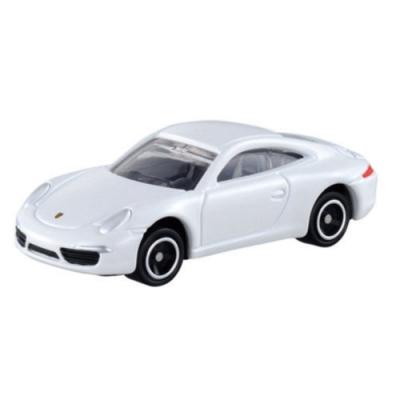 TOMICA NO.117 保時捷911 Carrera_TM117A多美小汽車