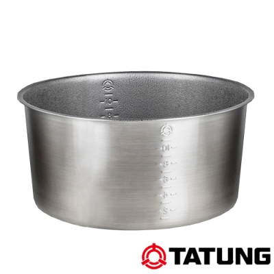 TATUNG大同 304不鏽鋼抗沾內鍋(11人份)(CSUS1120T)