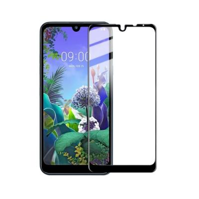 杋物閤 For:LG Q60 保護貼-精緻滿版玻璃貼