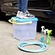 創意達人 多用途24L手提式水桶/收納箱/儲水桶-1入組 product thumbnail 1