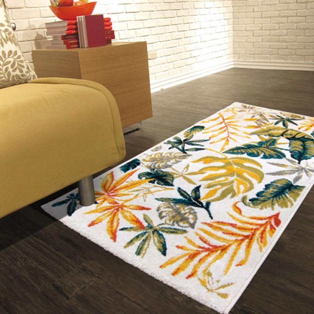 范登伯格 - 布魯克 進口地毯 - 椰風 (80 x 140cm)