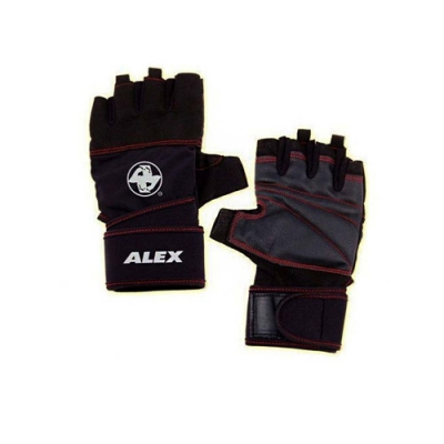 ALEX POWER 手套 黑