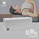 FunSport Fit-桃樂斯瑜珈肩立墊-簡單灰白 (Yoga Pillow)瑜珈枕/靜坐墊/倒立輔具 product thumbnail 1