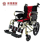 必翔銀髮 輕便移位型照護輪椅PH-184-2(未滅菌)