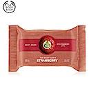 The Body Shop 草莓嫩白潔膚皂100G