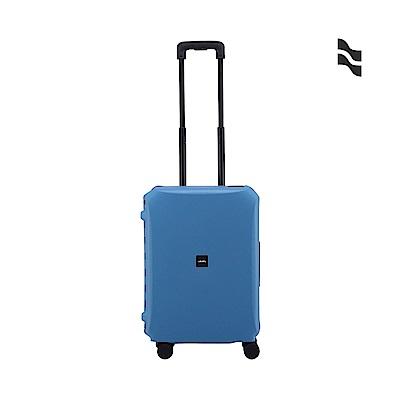 LOJEL VOJA 21吋 PP框架拉桿箱 行李箱 藍色