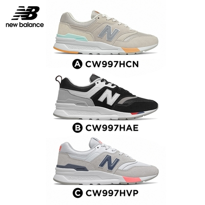 【時時樂限定】New Balance 997系列復古鞋_女性3款