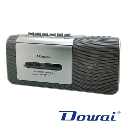 Dowai多偉AM/FM/USB卡式錄放音機 TRU-701