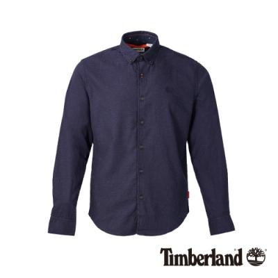 Timberland 男款寶石藍襯衫|A1WQ6