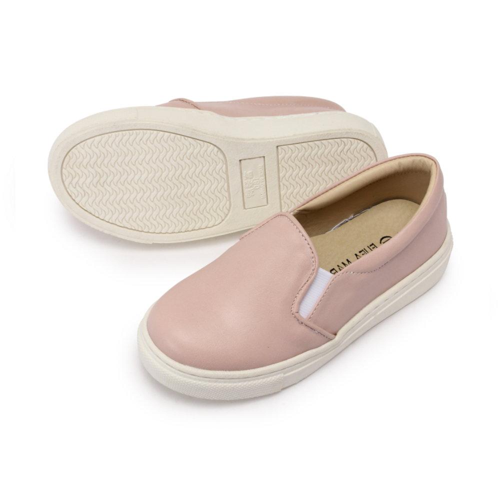 BuyGlasses 馬卡龍簡約童鞋-粉