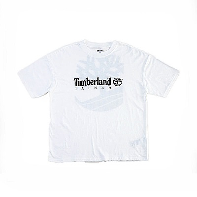 Timberland 台灣款SLS 白色短袖T恤 | A1OHY100