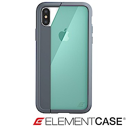 美國 Element Case iPhone XS Max Illusion防摔手機殼-綠