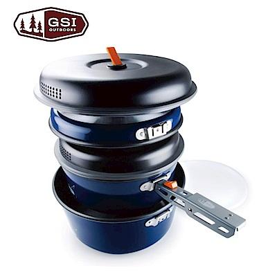 美國GSI Bugaboo Base Camper-Medium 套鍋組