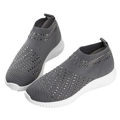 Robinlo & Co.超輕量科技感襪子鞋 灰色