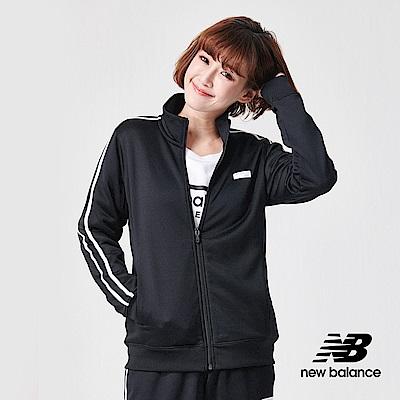 New Balance 外套_AWJ91560BK_女性_黑色