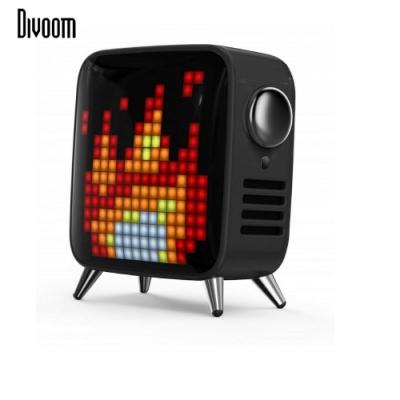 Divoom Tivoo MAX 2.1立體聲道智慧復古電視藍牙喇叭