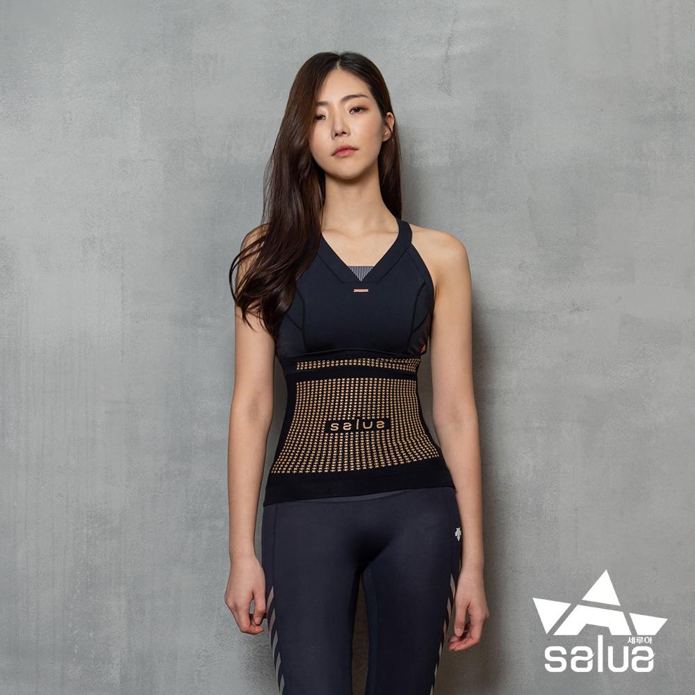 韓國 salua 專利鍺元素護腰束腹帶 全新升級版 韓國原裝進口