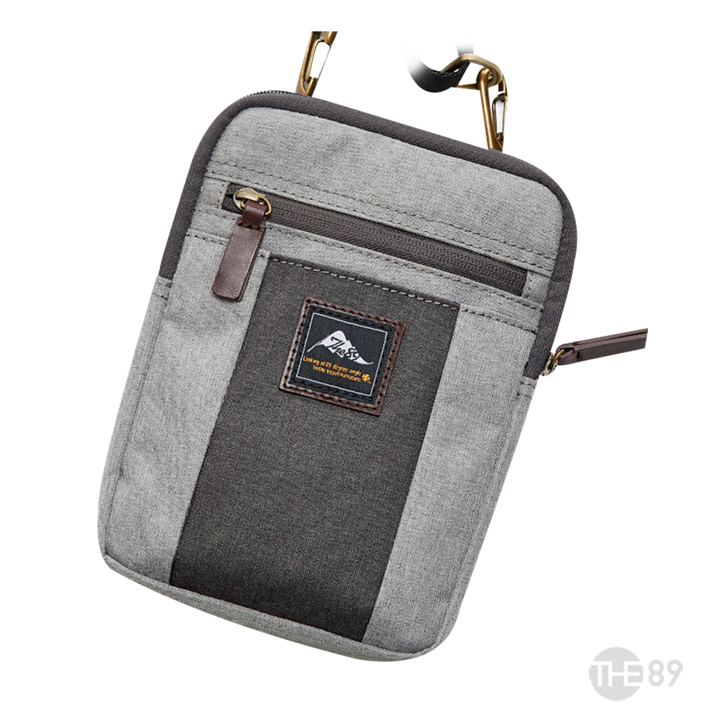 THE89 極簡光影972-6601腰包、小物包