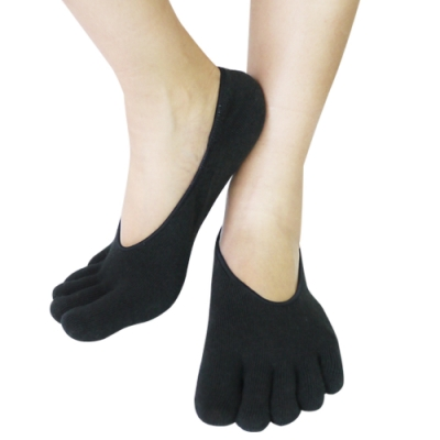 SNUG健康除臭襪 奈米消臭五趾隱形S053
