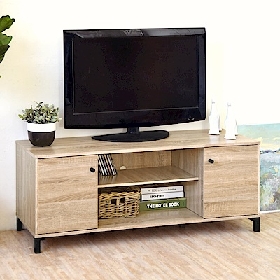 《HOPMA》DIY巧收北歐二門電視櫃