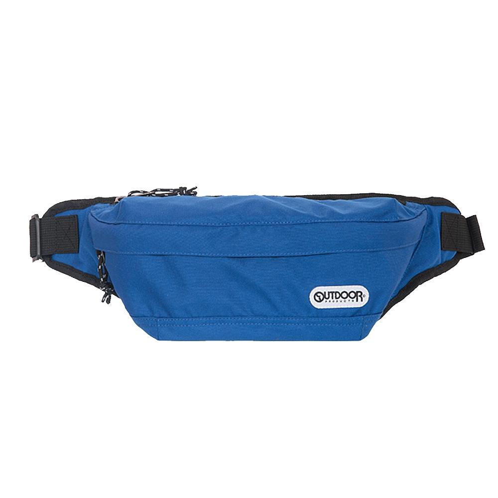 【OUTDOOR】腰包-藍色 ODS17B06BL