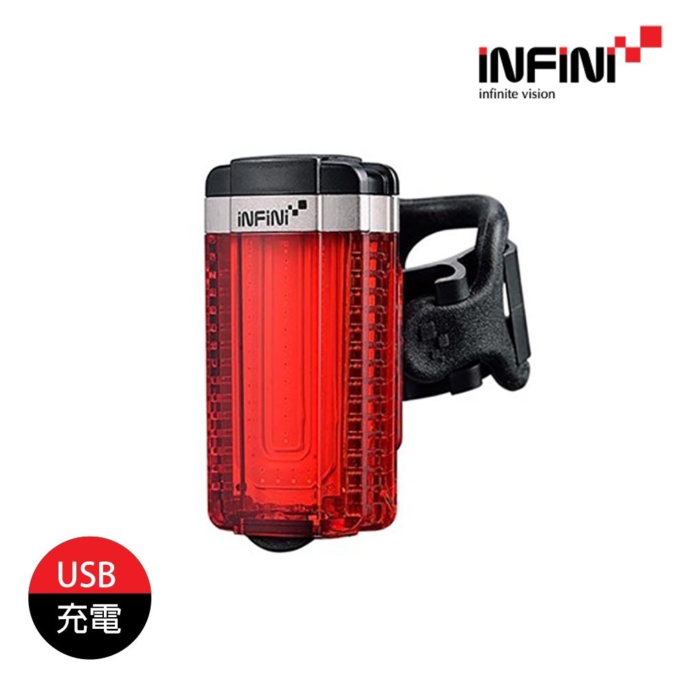 INFINI IU 自行車尾燈 I-280R / 黑色