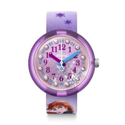FlikFlak 兒童錶 DISNEY FROZEN 2 冰雪奇緣2-31.85mm