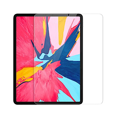 Apple iPad Pro 12.9吋(2018版)平板 9H滿版玻璃貼 鋼化膜 保護貼