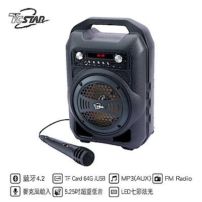 TCSTAR 重低音戶外手提式藍牙喇叭 TCS1510