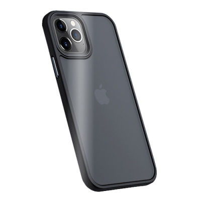Benks iPhone12 mini (5.4 ) 防摔膚感手機殼-霧黑