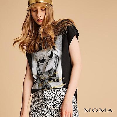 MOMA 個性人像潮T