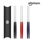 【韓國sillymann】 100%鉑金矽膠精品手感筷子